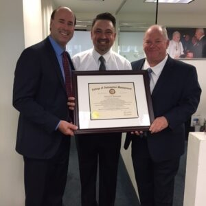 CAM Graduate with Diploma