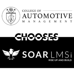 The College of Automotive Management chooses SOAR LMSi