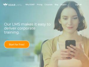 SOAR LMSi Home Page Image